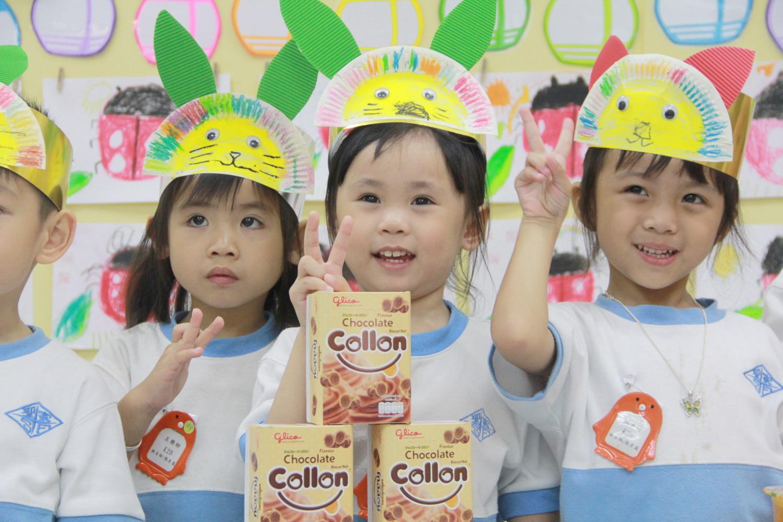 幼稚園生日會